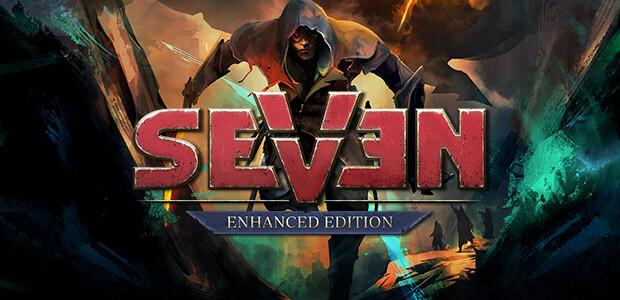 Seven: Enhanced Edition - Cover / Packshot