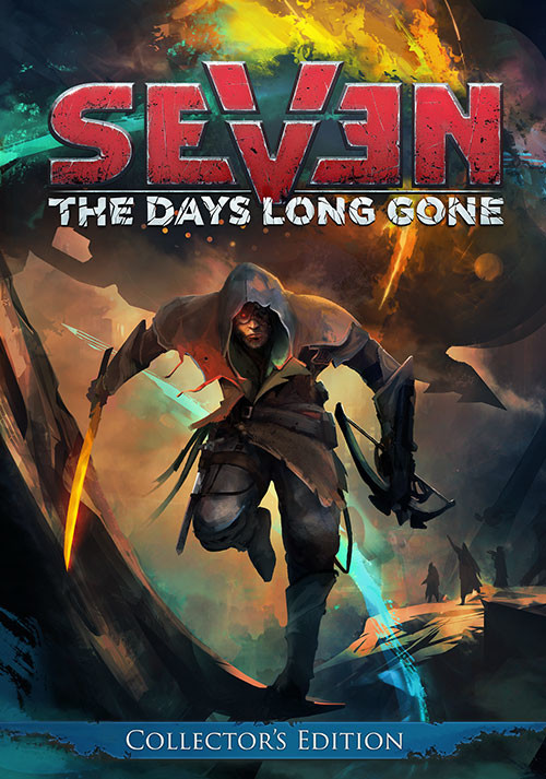 Seven: The Days Long Gone Collector's Edition - Packshot