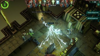 Screenshot2 - Warhammer 40,000: Mechanicus