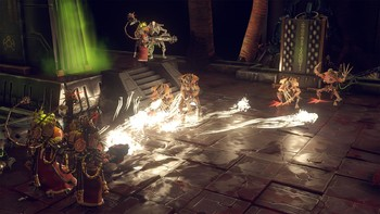 Screenshot4 - Warhammer 40,000: Mechanicus