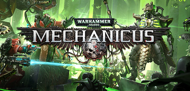 Warhammer 40,000: Mechanicus - Cover / Packshot
