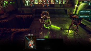 Screenshot5 - Warhammer 40,000: Mechanicus