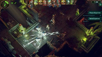 Screenshot6 - Warhammer 40,000: Mechanicus