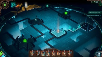 Screenshot1 - Warhammer 40,000: Mechanicus - Omnissiah Edition