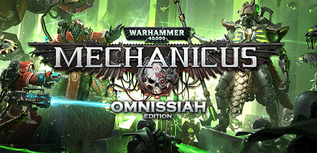 Warhammer 40,000: Mechanicus - Omnissiah Edition - Cover / Packshot