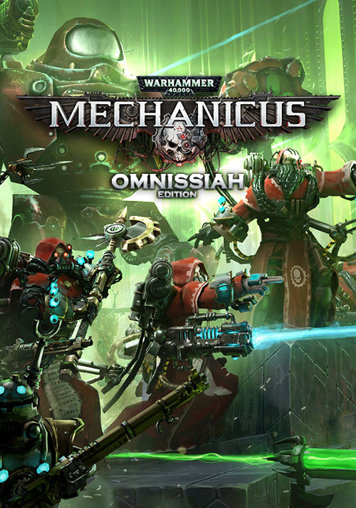 Warhammer 40,000: Mechanicus - Omnissiah Edition - Cover / Packshot