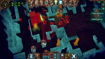 Screenshot3 - Warhammer 40,000: Mechanicus - Omnissiah Edition