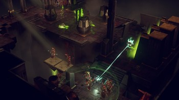 Screenshot9 - Warhammer 40,000: Mechanicus - Omnissiah Edition