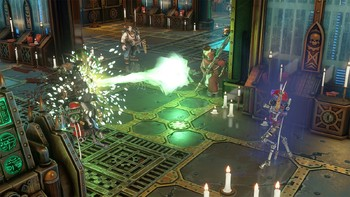Screenshot2 - Warhammer 40,000: Mechanicus - Heretek
