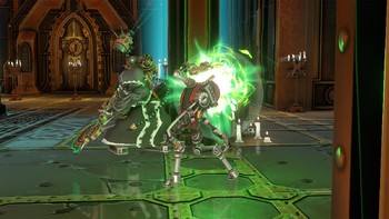 Screenshot3 - Warhammer 40,000: Mechanicus - Heretek