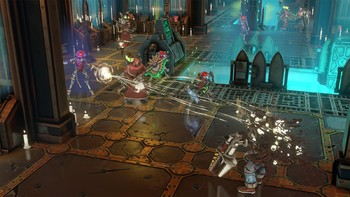 Screenshot4 - Warhammer 40,000: Mechanicus - Heretek
