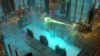 Screenshot5 - Warhammer 40,000: Mechanicus - Heretek