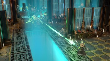 Screenshot1 - Warhammer 40,000: Mechanicus - Heretek