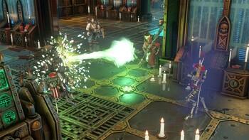 Screenshot2 - Warhammer 40,000: Mechanicus - Heretek