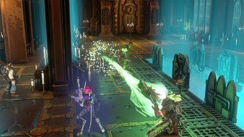 Screenshot6 - Warhammer 40,000: Mechanicus - Heretek