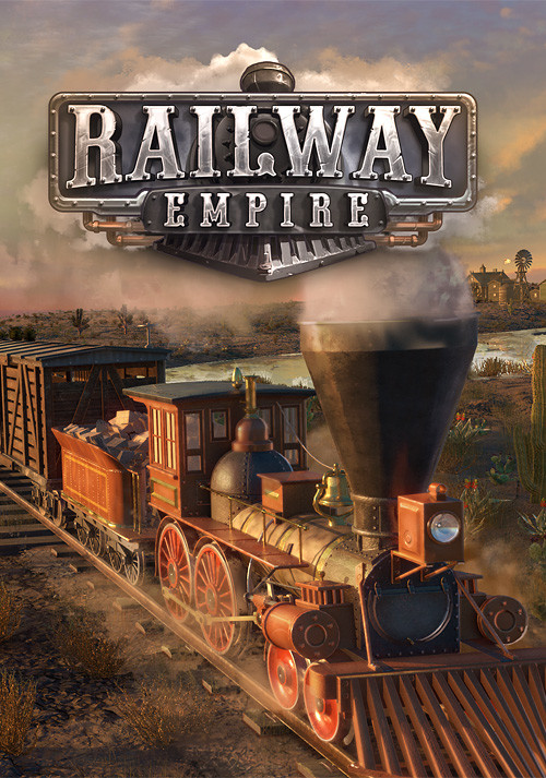 Railway Empire - Cover / Packshot