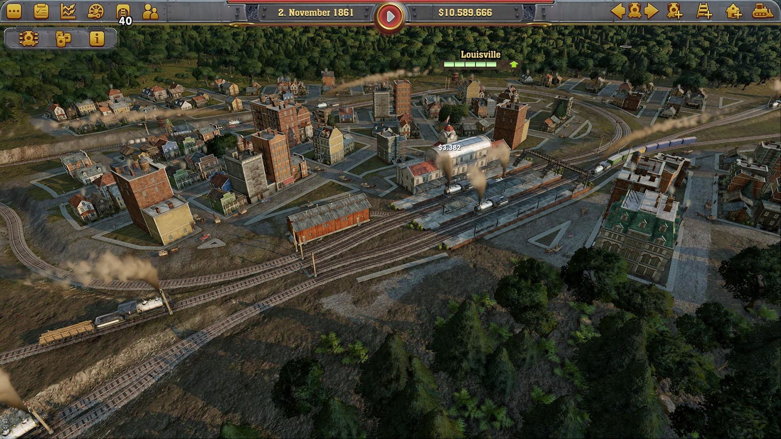 railway empire game
