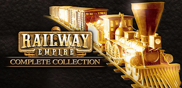 Railway Empire - Complete Collection - Cover / Packshot
