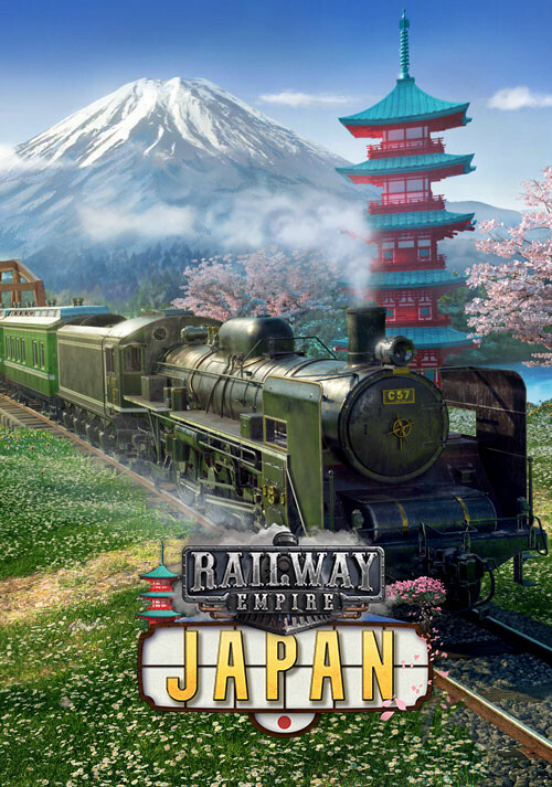 Railway Empire - Japan - Cover / Packshot