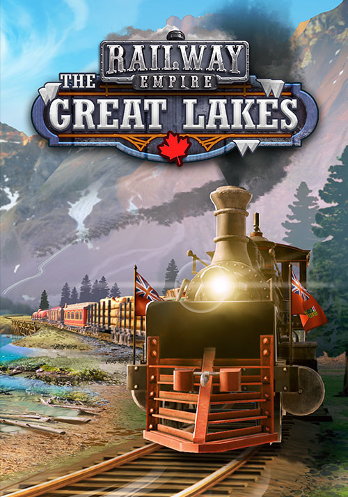 Railway Empire: The Great Lakes - Cover