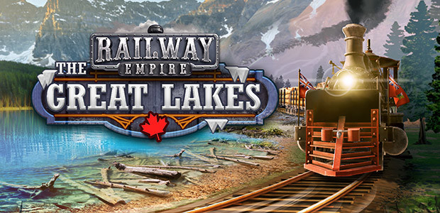Railway Empire: The Great Lakes - Cover / Packshot