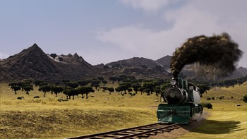 Screenshot1 - Railway Empire: Crossing the Andes