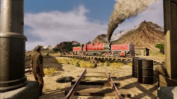 Screenshot3 - Railway Empire: Crossing the Andes