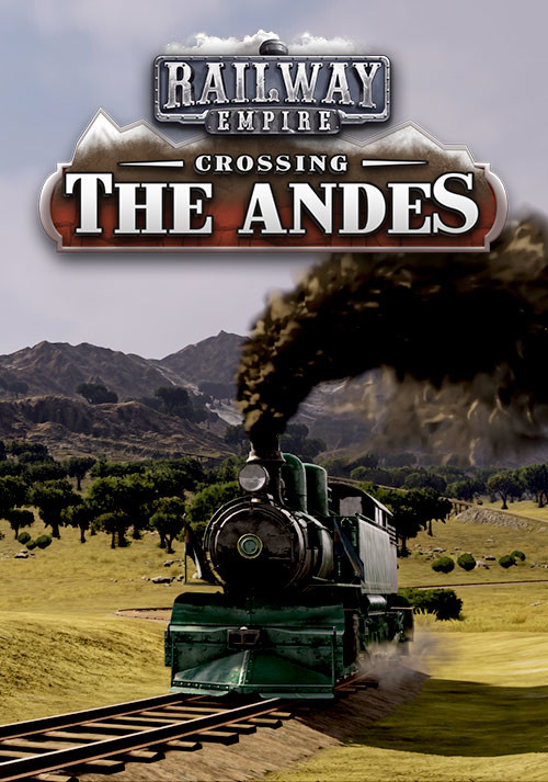 Railway Empire: Crossing the Andes - Cover / Packshot