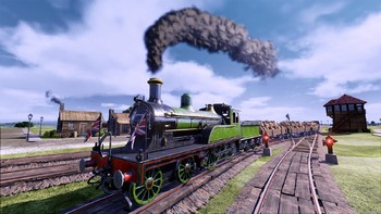 Screenshot4 - Railway Empire: Great Britain & Ireland