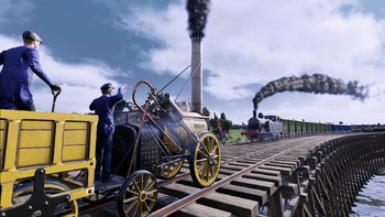 Screenshot7 - Railway Empire: Great Britain & Ireland
