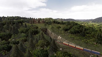 Screenshot1 - Railway Empire: Germany