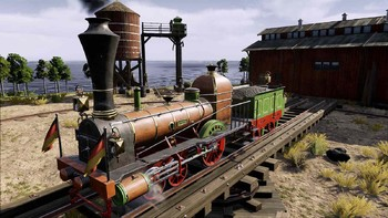 Screenshot7 - Railway Empire: Germany