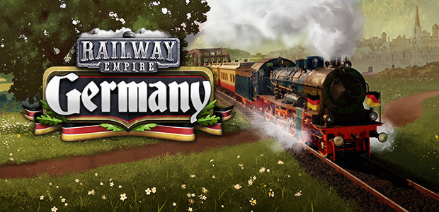 Railway Empire: Germany - Cover / Packshot