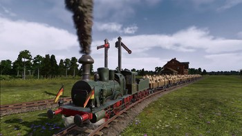 Screenshot5 - Railway Empire: Germany
