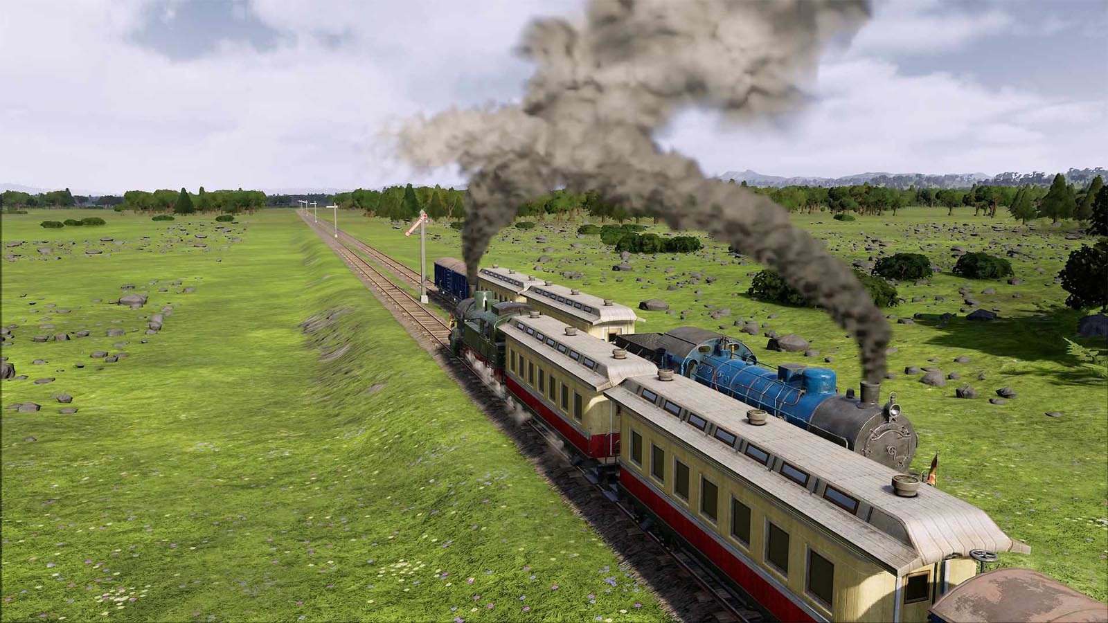 Railway Empire: Germany [Steam CD Key] for PC and Linux - Buy now