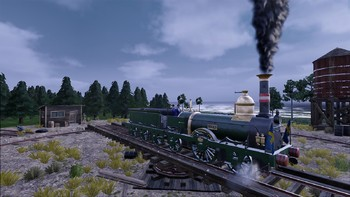 Screenshot2 - Railway Empire: Northern Europe