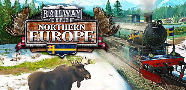 Railway Empire: Northern Europe