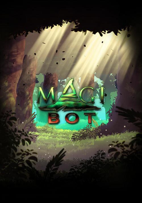 Magibot - Packshot