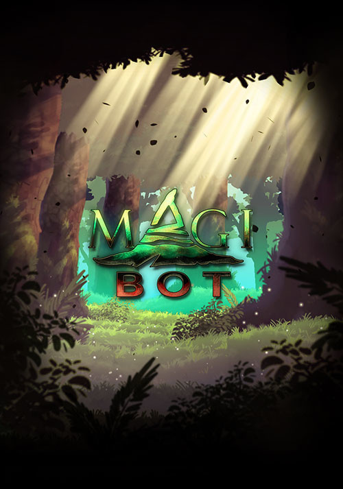 Magibot - Cover