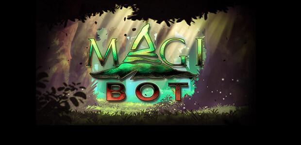 Magibot - Cover / Packshot