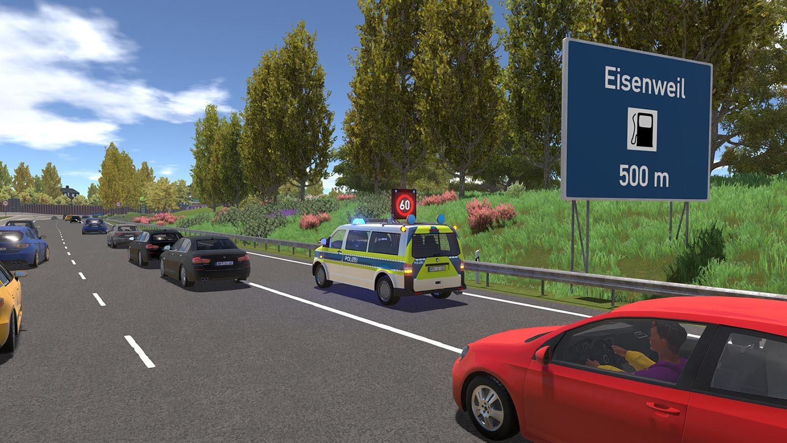 Autobahn Police Simulator 2 Steam Cd Key For Pc Buy Now