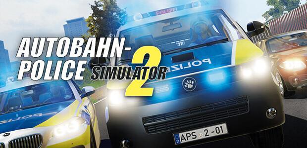 Autobahn Police Simulator 2 - Cover / Packshot