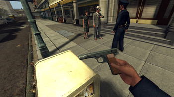 Screenshot2 - L.A. Noire : The VR Case Files