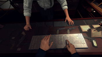 Screenshot5 - L.A. Noire : The VR Case Files