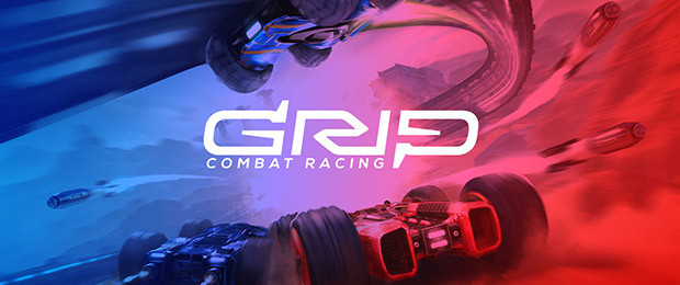 Retour vers GRIP: Combat Racing : Conduisez une Delorean !
