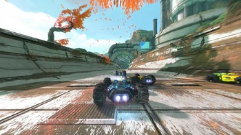 Screenshot4 - GRIP: Combat Racing
