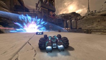Screenshot2 - GRIP: Combat Racing