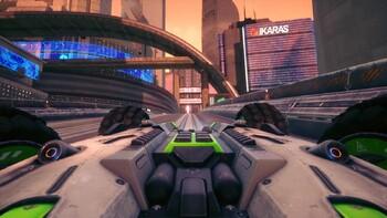 Screenshot7 - GRIP: Combat Racing