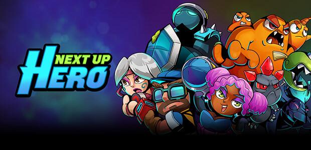 Next Up Hero - Cover / Packshot