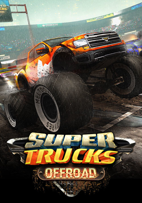 SuperTrucks Offroad - Cover / Packshot